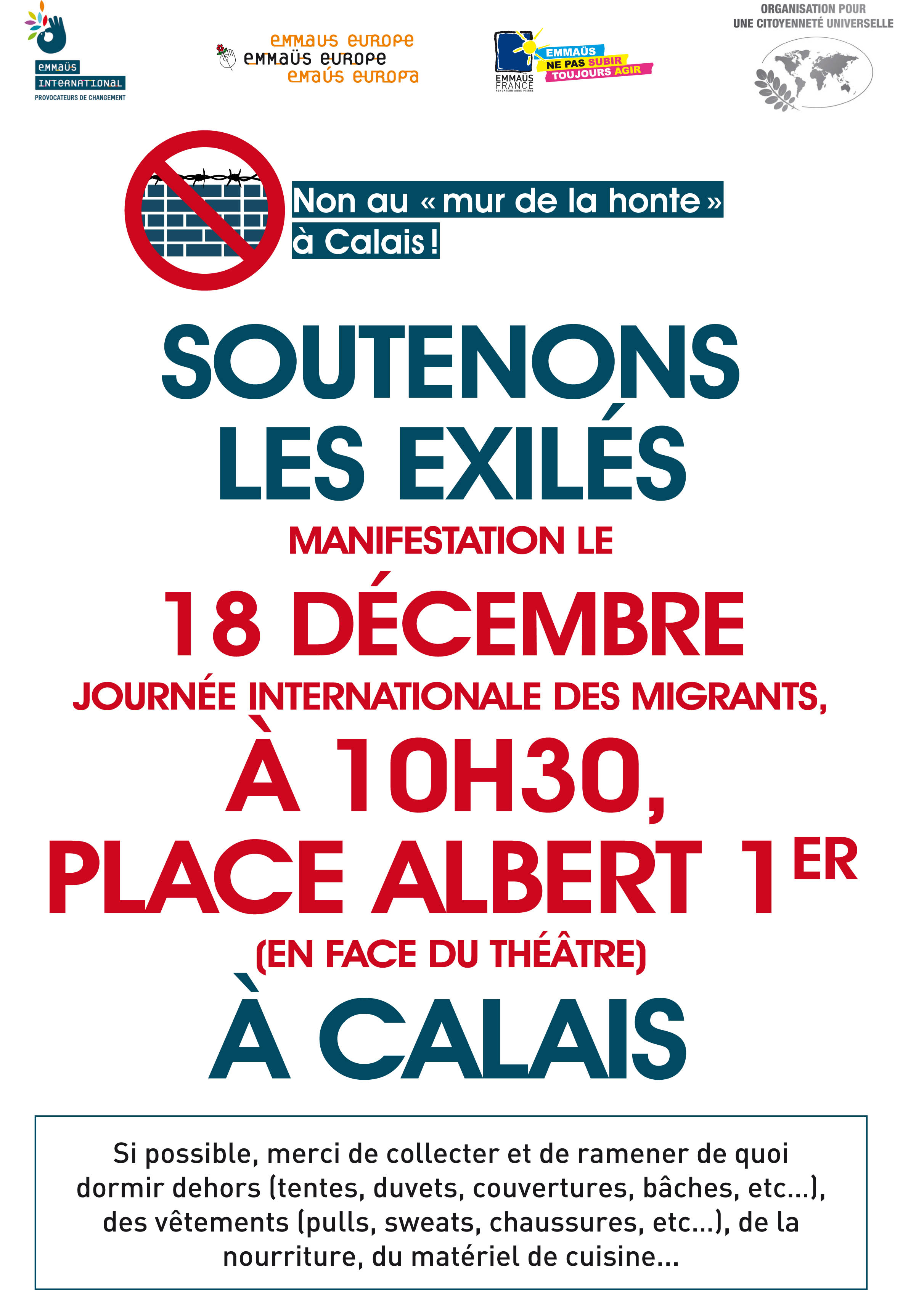 Mobilisation Calais - flyer-2