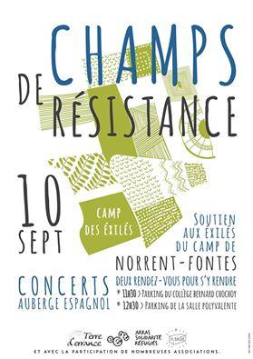 2016 09 10 - affiche champs de résistance NF